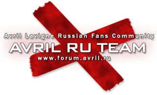 Avril Lavigne russian fans community
